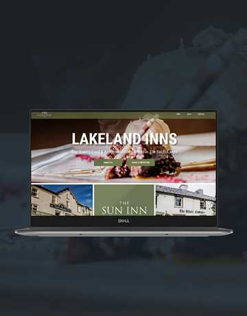Lakeland Inns Website